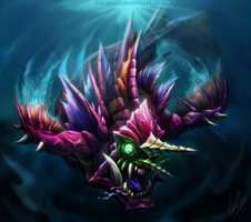 Gyorg, Majora's Mask by IsaacJLitman