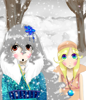 Snowing Arc 1 by BakaDollie