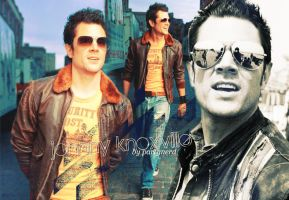 Johnny Knoxville by partynerd
