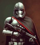The Chrome Trooper by FonteArt