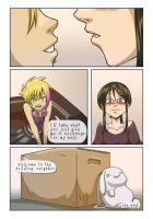 Little comic: Moving in-12 by Tamura