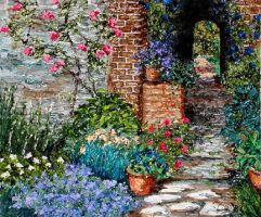 English Garden by lindaleigh