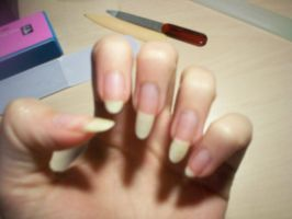 Naked Nails by Crynuh
