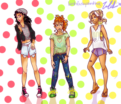 PJO Ladies Style by BubbleMonsterXI