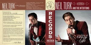 Neil Turk CD II by ueris