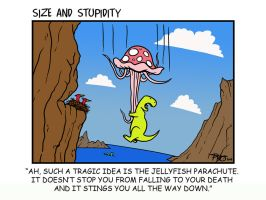 Parachute by Size-And-Stupidity