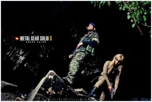 Metal Gear Solid 3 I. by Candustark
