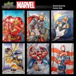 Marvel Premiere cards 8 by shaotemp