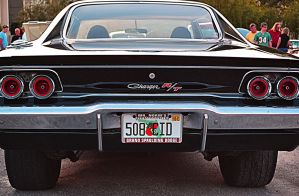 68 Charger by Nutdeep
