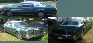 Lincoln Continental Mark IV by Ozzlander