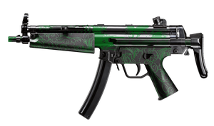 MP5 (Frog Man) Dec. by PatB91