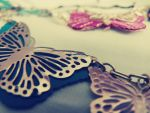 Butterfly,fly away. by laurengee