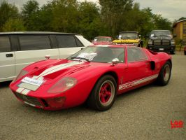 Ford GT 40 by franco-roccia