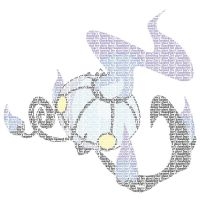 Chandelure-typo by Societys-Typo