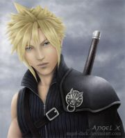 Cloud Strife by Angel-Dark
