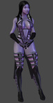 Queen Tali by TheRaiderInside