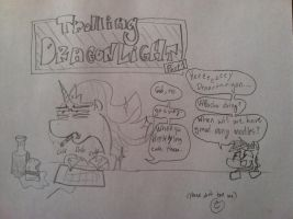 Trolling DragonLight part 1 by FiveIronBrony