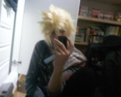 Cloud cosplay wig by varzam