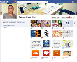 My facebook by el-abda3-com