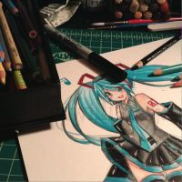 Miku by NauticaWilliams