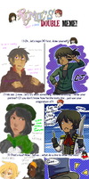 Double Meme with Iwi by choco-java