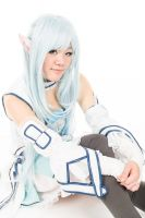 Sword Art Online - Asuna (Undine) by Kawaii9413