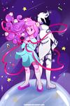 Bee and Puppycat by viahunter