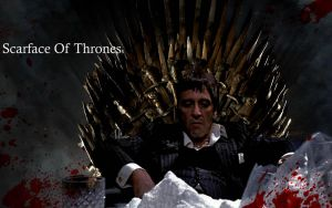 Scarface of thrones by Mick81