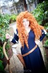 I AM MERIDA ! by MAJCosplay
