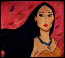 Pocahontas by gilly15