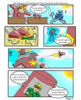 Paradoxical Time Travel Redo4 by Internet-Ninja