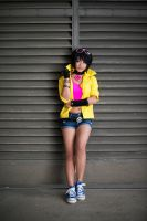Jubilee (X-men) by Shinigami-X