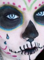 day of the dead by Lizis4luvers