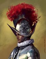 swiss guard vatican PS by nosoart