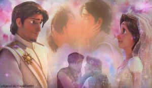 Tangled Ever Ever After by x12Rapunzelx