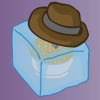 Frozen Cereal with a Fedora...? by JTtheLlama