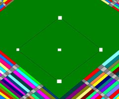 baseball diamond by Ironhold