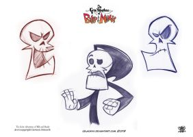 The Grim Adventures of Billy and Mandy by celaoxxx