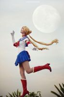 Usagi: Moon Prism Power,  Make Up by vaxzone