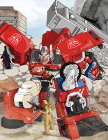 Fire Convoy by peetietang