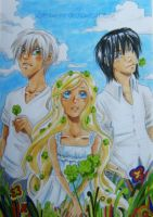 Clover for Four by natsumi33