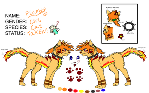 .:FLAME REF.: -NEW- by Taylor12323