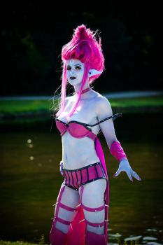 Evelynn Cosplay 2 by Blashina