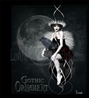 Gothic ornament by Loveit