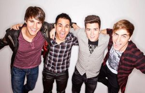 Big Time Rush by scr3aam3r
