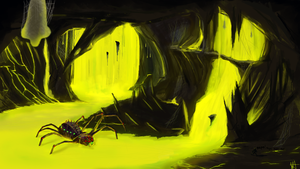 Araxxor's Lair by Brony2you