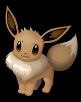 Pokemon Revamps: Eevee by Susyspider