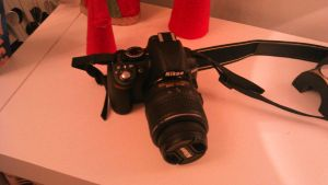 New camera by noonfeather