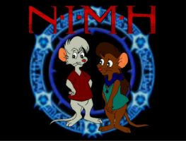 The Secret of NIMH 3 by LeandroValhalla