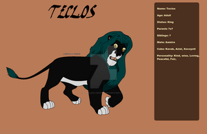 OC: Teclos by Sterling-Adopts